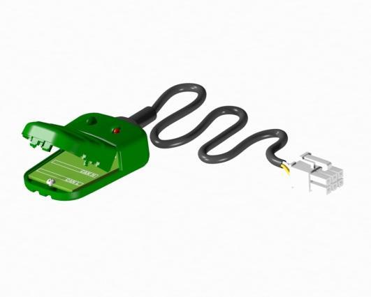 CAN Crocodile - Бесконтактный считыватель с CAN-шины автомобиля
