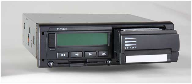 Цифровой тахограф EFAS 3