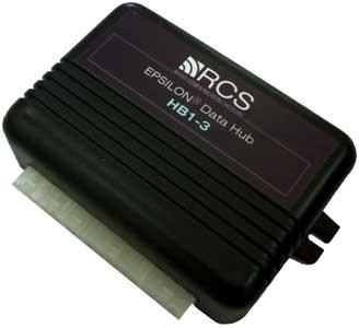 Концентратор данных датчиков уровня топлива EPSILON HB1-x