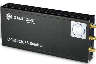 GALILEOSKY ГЛОНАСС/GPS v4.0 Трекер с Iridium. Цена 32500 руб.