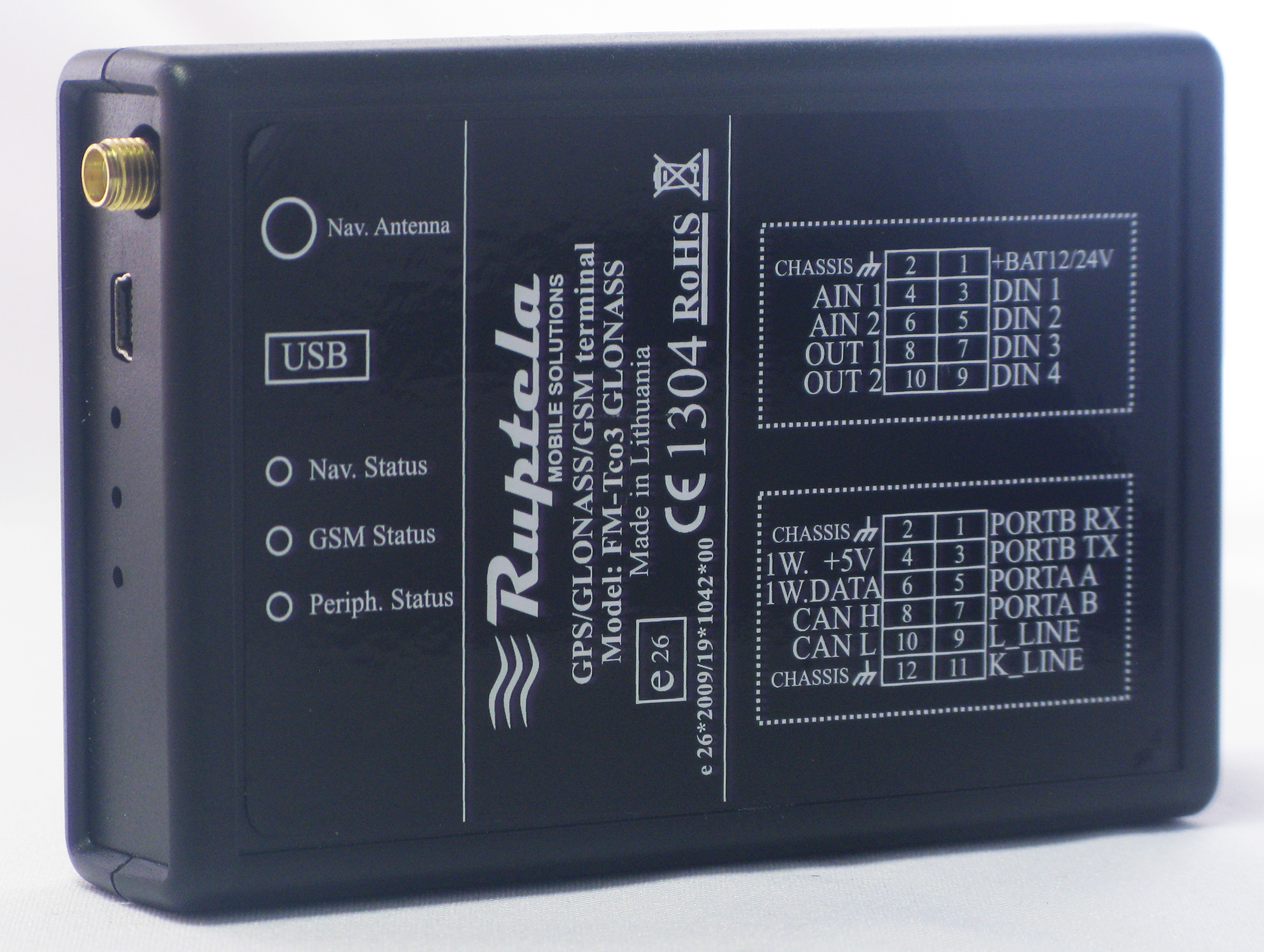 Ruptela FM-Tco3 ГЛОНАСС