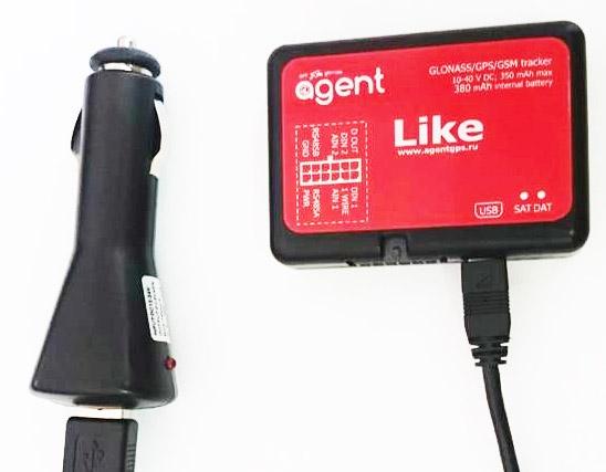 AGENT Like Терминал мониторинга стационарных и подвижных объектов