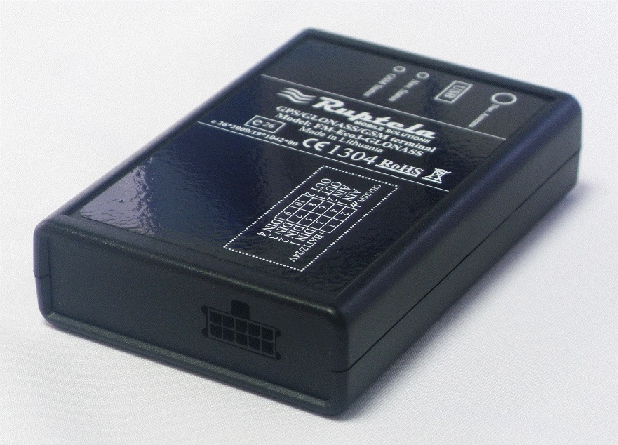 Ruptela FM-Eco3 ГЛОНАСС Надежный трекер с ГЛОНАСС. Цена 5500 руб.