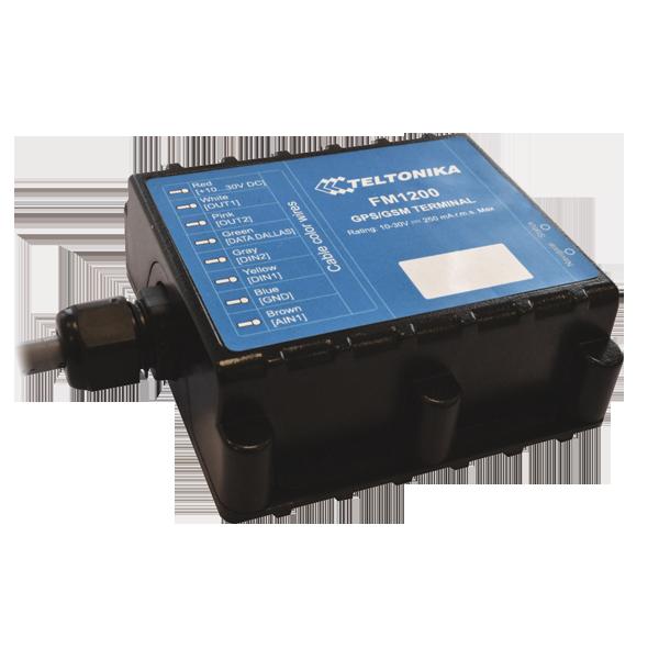 Система контроля транспорта Teltonika FM1200